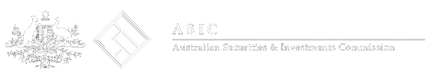 ASIC - Australian Securities and Investments Commission - Logo