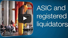 Asic And Registered Liquidators