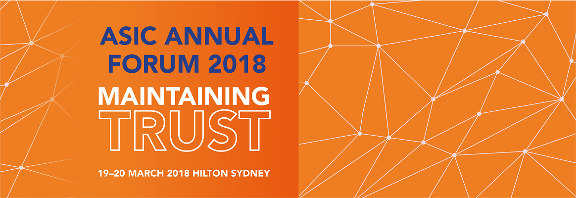 ASIC Annual Forum